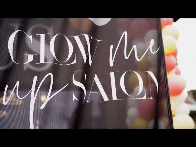 Youtube - Glow Me Up Salon