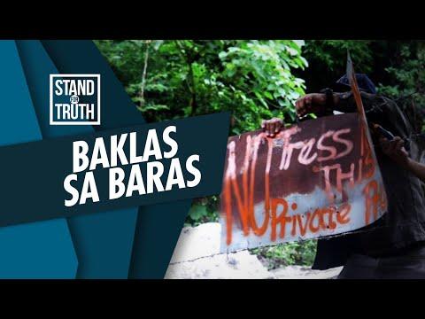 [GMA]  Stand for Truth: Iligal na istruktura sa isang protected area sa Rizal, binaklas na!