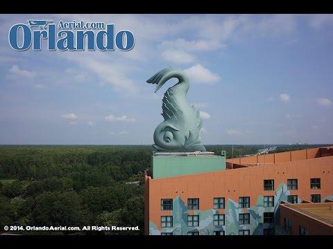 Disney's Swan Dolphin Hotel, Orlando, FL