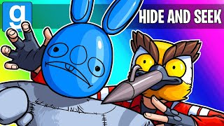 Gmod Hide and Seek Funny Moments - Balloon Head Edition! (Garry's Mod)