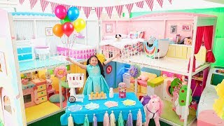 Bug Incredible Giant Dollhouse Party