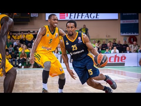 Highlights: Limoges CSP-Alba Berlin