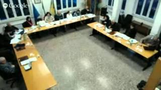 preview picture of video 'Consiglio Comunale del 16/02/2015 - Monte Porzio Catone (con audio migliore)'