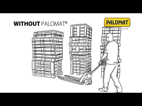 PALOMAT Pallet magazines - check out the benefits!