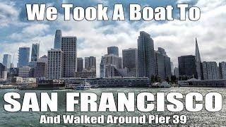 PIER 39, San Francisco