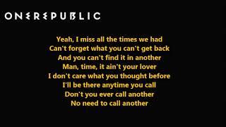 OneRepublic  Rescue Me (Lyrics) {HeyLyrics}