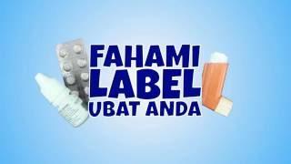 Fahami Label Ubat Anda