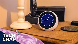 Amazon Echo Spot Review - The Best Echo Yet!   The Tech Chap