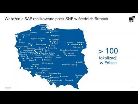 SNP SPRINT on SAP S/4HANA – system SAP szybciej i taniej