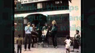 CCR (John Fogerty) - Down On the Corner Lyrics