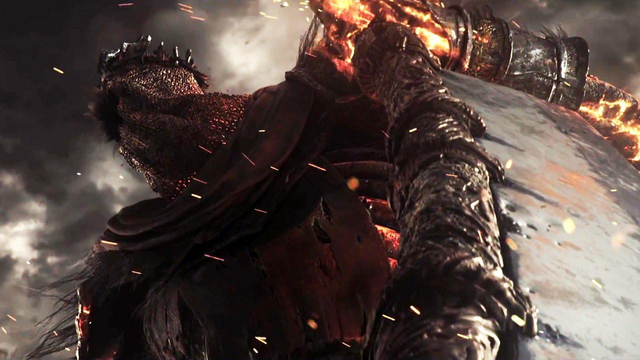 DARK SOULS 3 Trailer [E3 2015] #VideoJuegos #Consolas