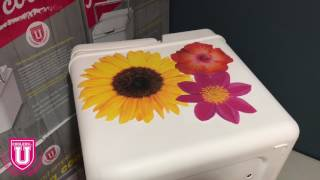 How To Put Images On A Cooler With Mod Podge Or Varnify