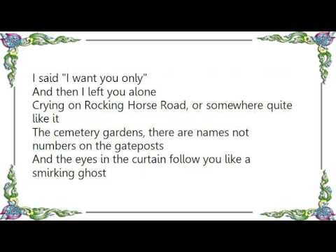 Elvis Costello - Rocking Horse Road Lyrics