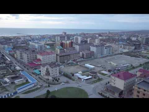 Анапа. Витязево. полетели Над Светлой, Южный проспект, Горького.