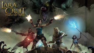 Lara Croft and the Temple of Osiris video