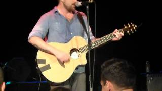 Anthony Green - Blood Song (LIve @ Paramount Theatre)