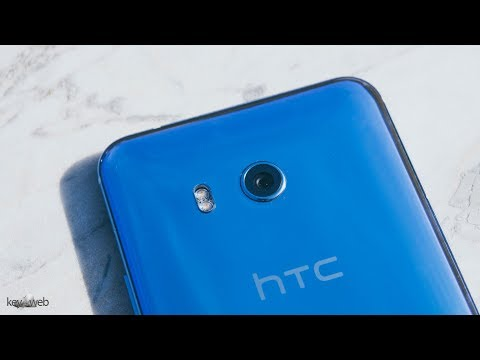 Recensione HTC U11: è ancora uno Smartphone valido?