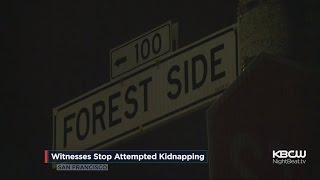 Witnesses Interrupt Attempted Kidnapping Of Girl In San Francisco
