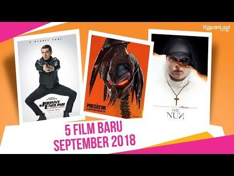 5 film yang wajib kamu tonton di bulan september 2018