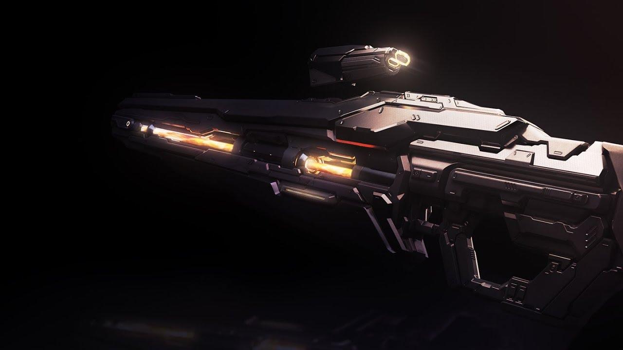 Halo 4's New Guns Aren't Purple, They're Orange!