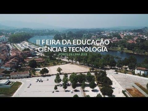 Video II Feira da Educação, Ciência e Tecnologia