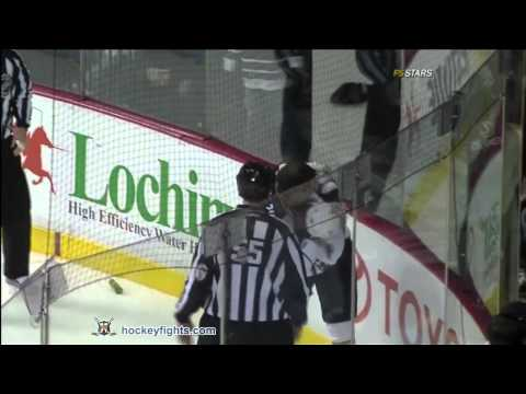 Shane O'Brien vs. Steve Ott