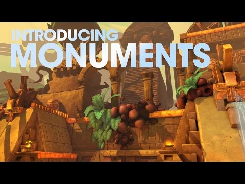Battleborn: New Maps — Monuments!