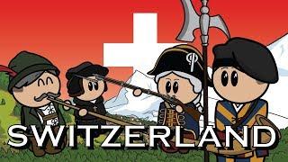 The Animated History of Switzerland