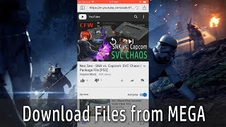 how to save videos from mega app to camera roll - Thủ thuật