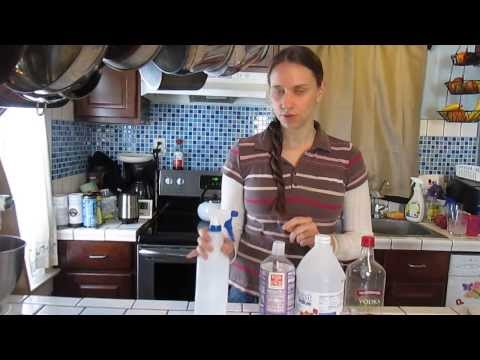 All Purpose Disinfecting Spray- Homemade Natural Cleaning Products #2