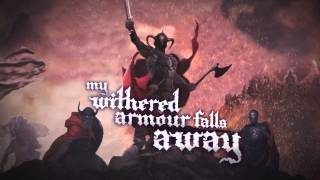 CRIMSON SHADOWS - Rise To Power (Official Lyric Video) | Napalm Records