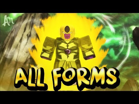 Golden Frieza Returns To The Tournament | Dragon Ball Z