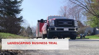 Real World Testing for Shell Rotella CK4 Heavy Duty Engine Oils – Landscaping Trial