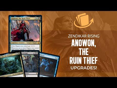 Upgrading Zendikar Rising's Sneak Attack Deck