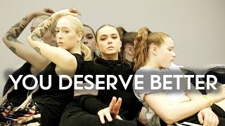You Deserve Better   James Arthur | Radix Dance Fix Season 3 | Brian Friedman Choreography