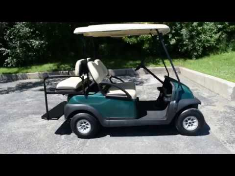 2013 Club Car Precedent I2 Excel in Wauconda, Illinois - Video 1