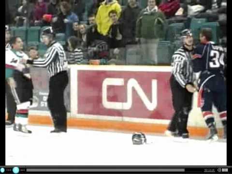 J.C. Lipon vs. Cody Chikie