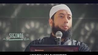 #khalid basalamah,,, Islam sebenarnya telah menguasai dunia