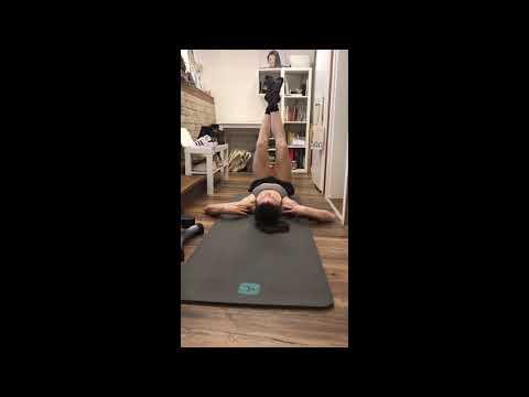 Anwesenheitsnotiz - Workout mit Sarah-Lee Chapman