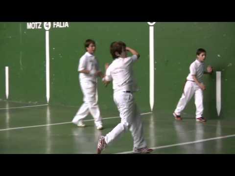 JDN. Gorria I-Baztan vs Garcia-Ekiza