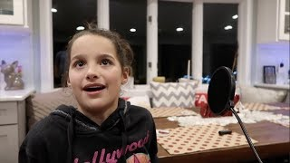 Annie Fell Hard on the Beam (WK 309) | Bratayley