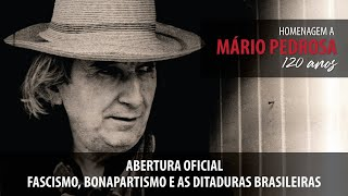 #AOVIVO | Abertura / Fascismo, bonapartismo e as ditaduras brasileiras | Mário Pedrosa, 120 anos