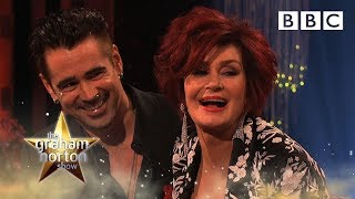 Sharon Osbourne chats about cosmetic surgery - The Graham Norton Show: Episode 7 preview - BBC One