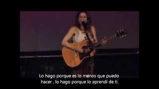 Ani DiFranco  Joyful Girl Subtítulos en Español