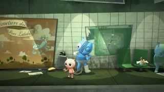 Mon Incroyable Papa [3D animated short film]