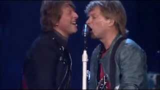 Bon Jovi - That's What The Water Made Me(Live Tampa 2013)
