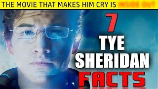 Tye Sheridan Facts | READY PLAYER ONE actor
