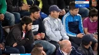 """Сафарбек Сангов одержал победу в поединке с Алексеем Ефименко, """"Вести-Иркутск"""""""