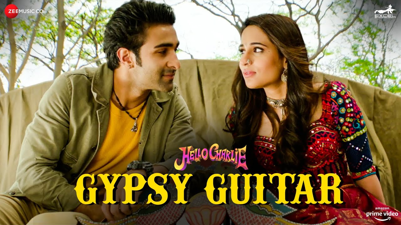 Gypsy Guitar Lyrics in Hindi – Hello Charlie