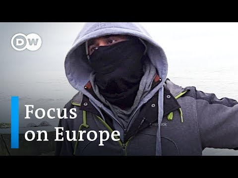 France: Migrants in a race against Brexit | Focus on Europe